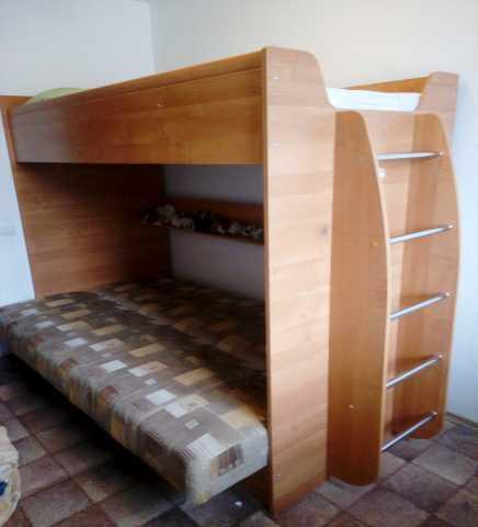 Продам Двухярусная кровать-диван