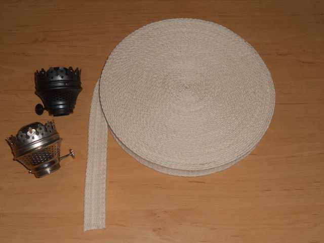 Продам Хлопковый фитиль (25 мм) для керосинок