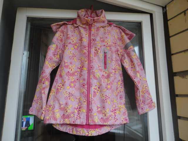 Продам Куртка ветровка возраст на 7-8 лет