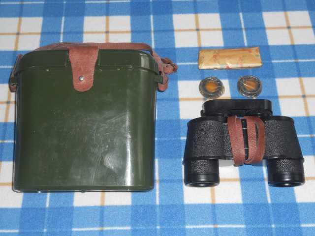 Продам Бинокль Армейский Б7х35 (кофр пластик)