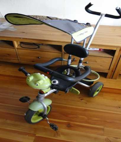 Продам Велосипед FAMILY TRIKE детский 3х колесн