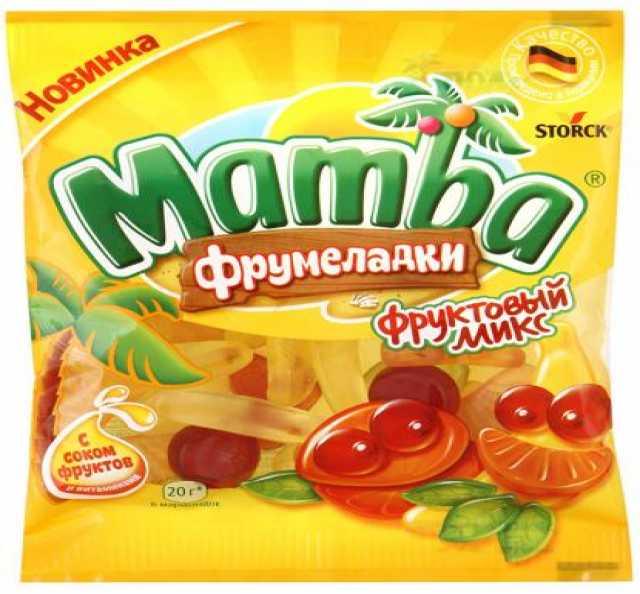 "Продам Мармелад ""Мамба"""