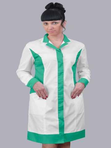 Предложение: Медицинский халат женский