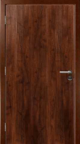 Продам Дверь Противопожарная Орех Памплона 3D