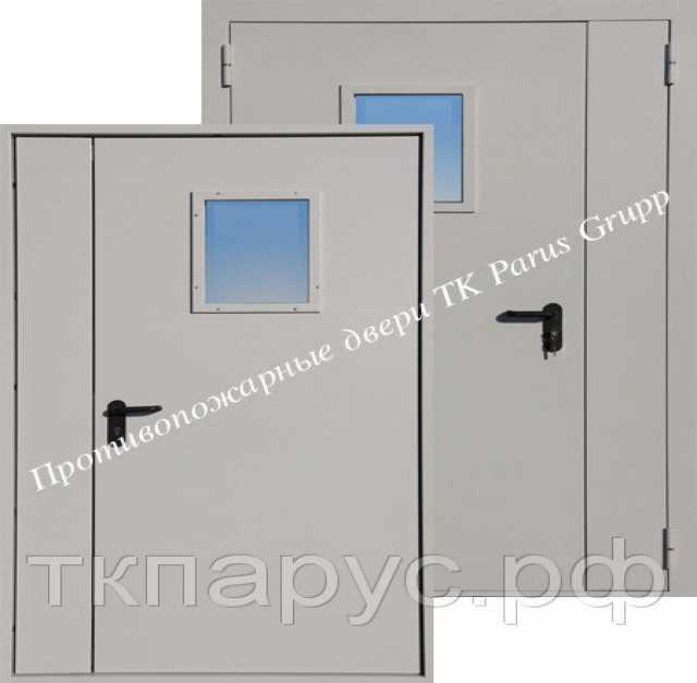 Продам Противопожарная дверь ДПМО - 02 Ei60