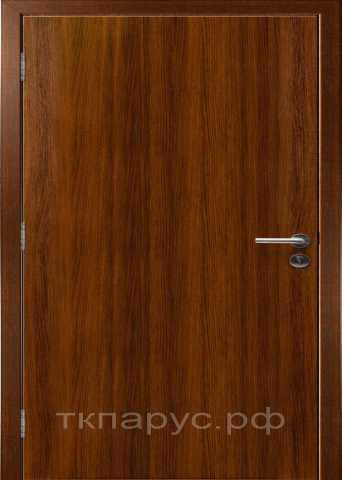 Продам Дверь Противопожарная Орех Грецкий 3D