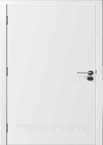 Продам Дверь противопожарная EI30 гладкая белая