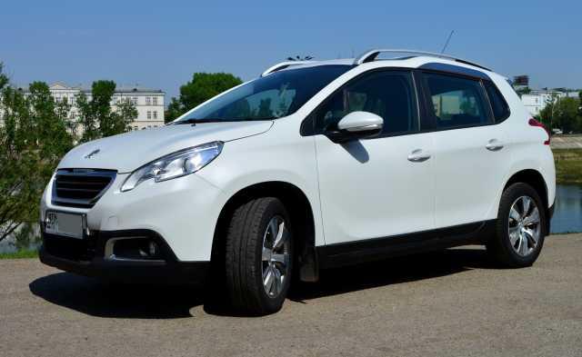 Предложение: прокат Peugeot-2008  в Иркутске