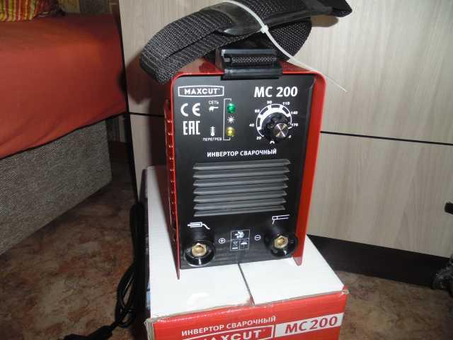 Продам Инвертор 200 Ампер MAХCUT новый