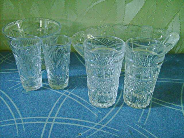 Продам Продаю хрустальную посуду периода СССР.