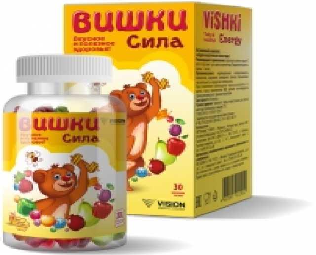 Продам Витаминный комплекс для детей Вишки-Сила