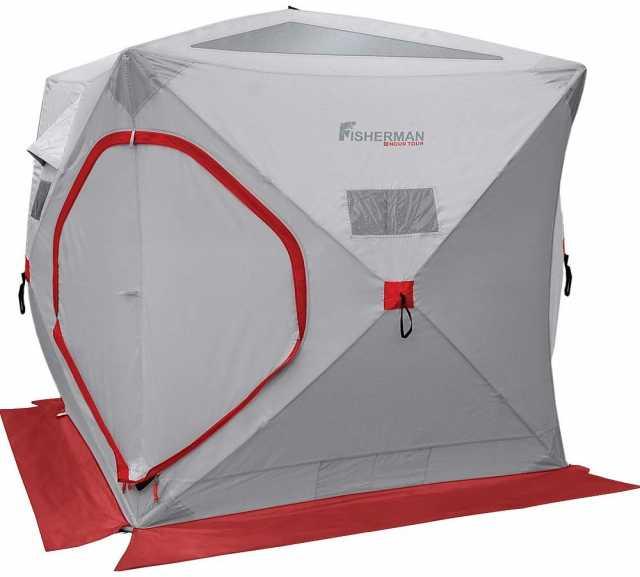 Продам Палатка КУБ для рыбалки NOVA TOUR