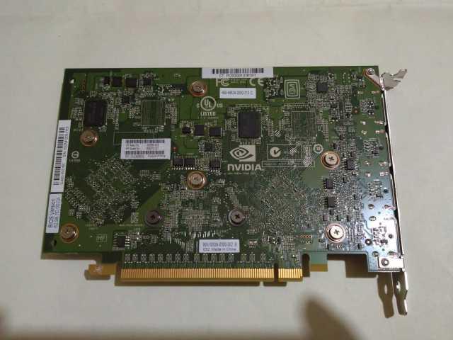 Продам видеокарта NVIDIA Quadro NVS 450