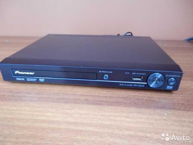 Продам портативный DVD-плеер