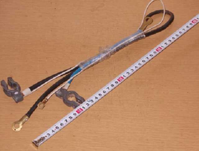 Продам Провода ( комплект ) для АКБ на ВАЗ