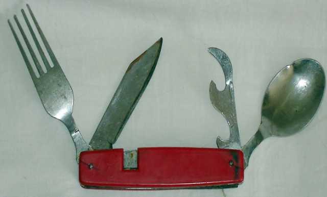 Продам: Нож складной туристический. СССР