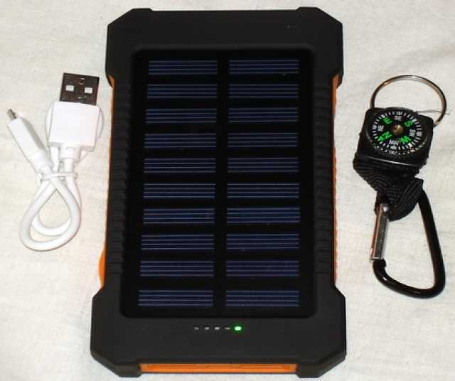 Продам Аккумулятор на солнечных батареях. 16000
