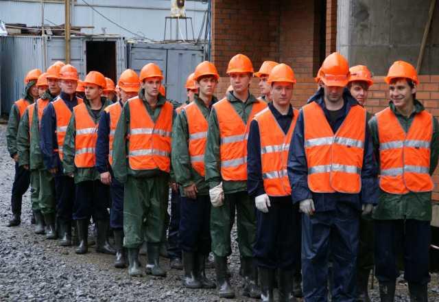 Предложение: Бригады рабочих и материалы на стройку