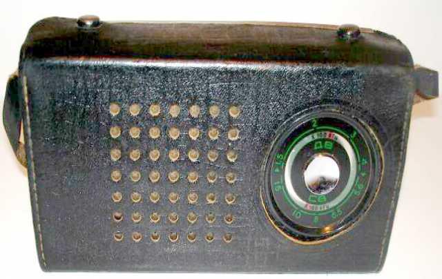 Продам Радиоприемник Selga 404. СССР. С чехлом