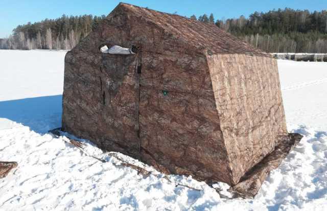 Продам Армейская палатка 5М, облегченная