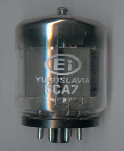 Продам Радиолампы 6CA7 (EL34) Югославия.