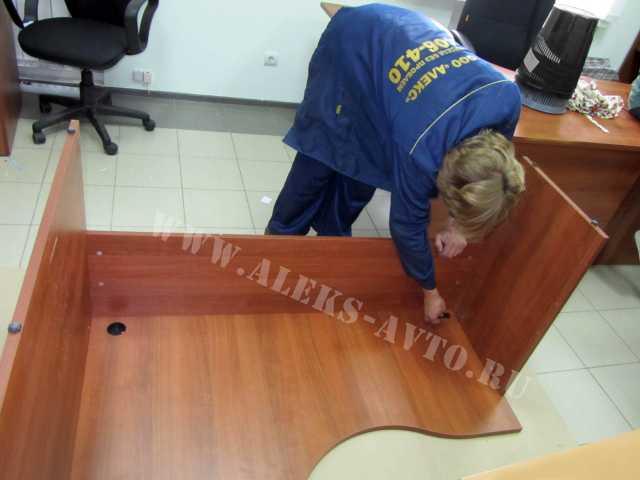 Предложение: Сборка мебели. Опытные мастера АЛЕКС