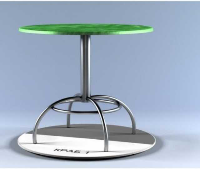 Продам Столы на металлокаркасе для дома и дачи.