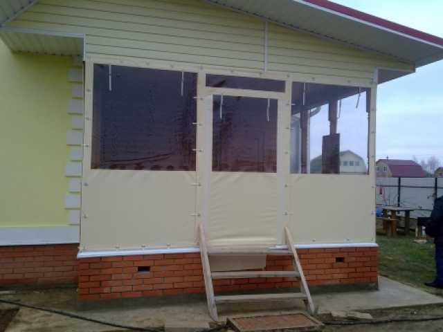 Продам Мягкие окна для беседок,террас,балконов