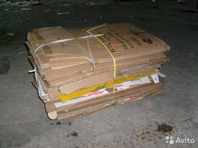 Предложение: Вывоз макулатуры и пленки