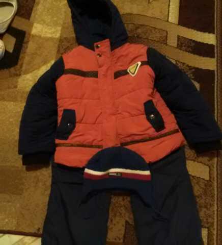 Продам Куртка, штаны,шапка осень-весна