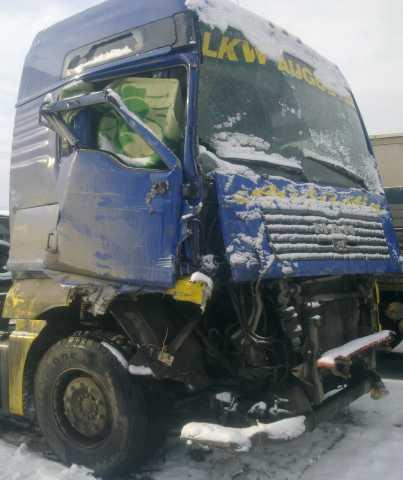 Предложение: Кузовной ремонт грузовиков
