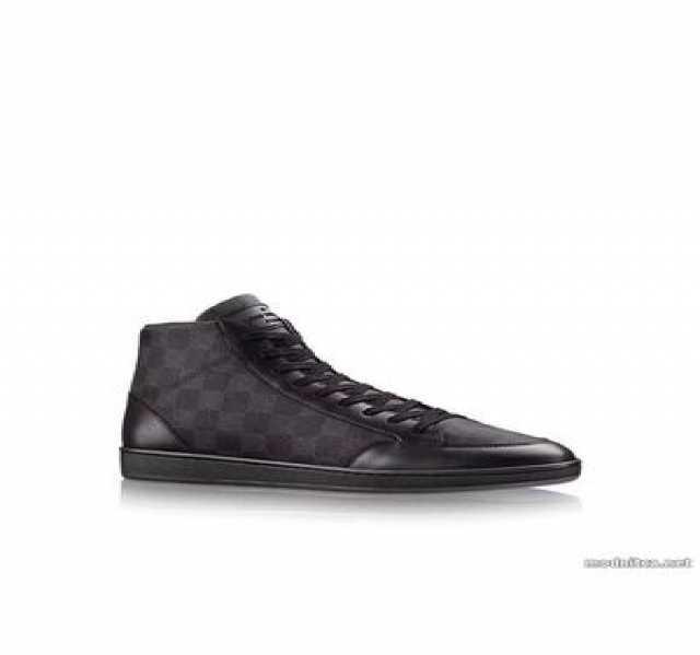 Продам Высокие мужские ботинки Louis vuitton