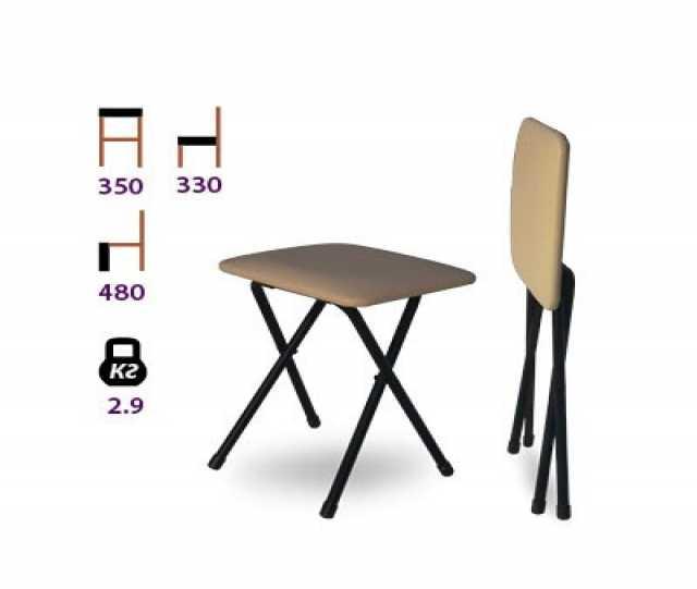 Продам Складная мебель на металлокаркасе.
