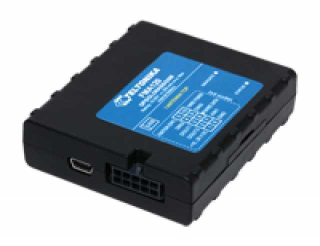 Продам Teltonika FMA120 GPS/ГЛОНАСС трекер