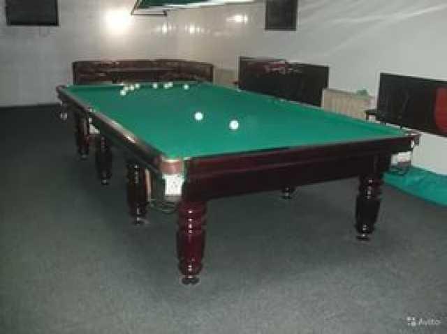Продам Продам бильярдные столы 12футов.