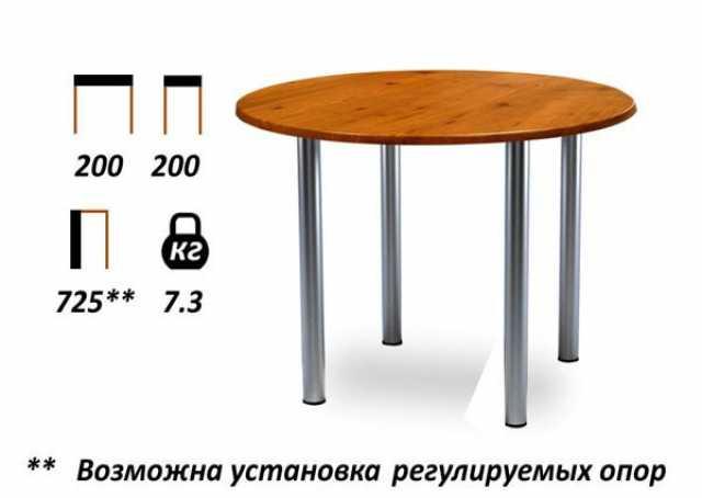 Продам Столы на металлокаркасе для дома .