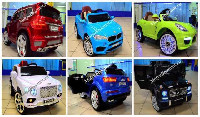 Продам Детский новый электромобиль