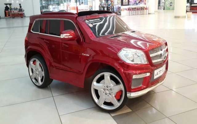 Продам Mercedes GL63 электромобиль детский БУ