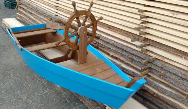 """Продам: Песочница """"Лодка со штурвалом"""""""