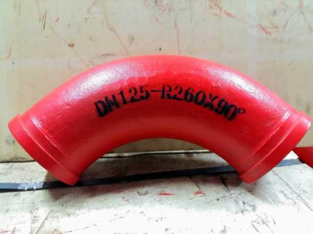 Продам Угол бетоновода DN125*R260*90*