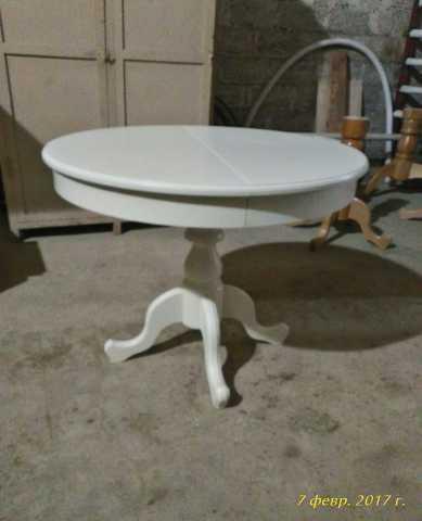 Продам стол обеденный раскладной