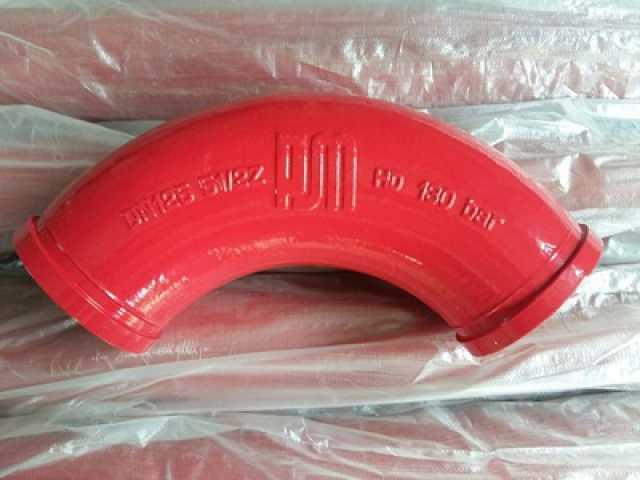 Продам Угол бетоновода DN125*R275*90*
