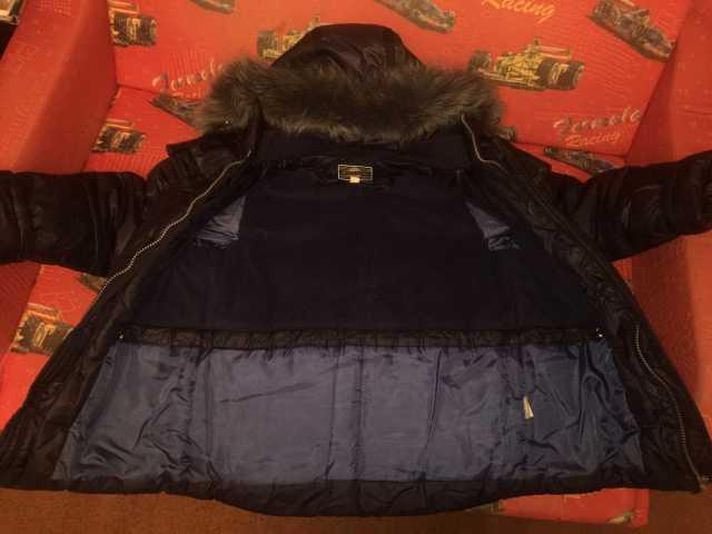 Продам Куртка зимняя.Очень тёплая.Рост 128 см