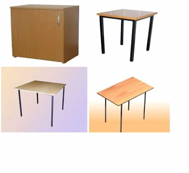 Продам Прикроватные тумбы, столы и табуреты