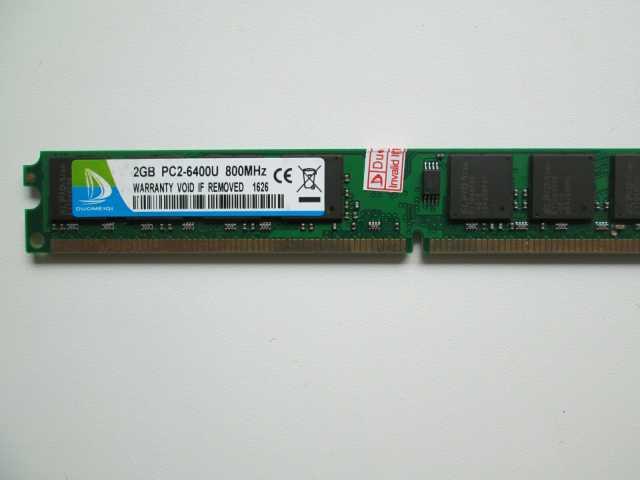 Продам 2Gb DDR-2 Под любые процессоры..