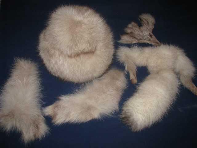 Продам: меховую шапку