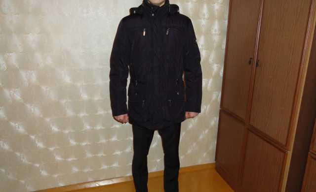 Продам Куртка зимняя мужская