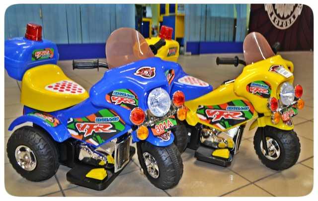 Продам Детский мотоцикл на аккумуляторе