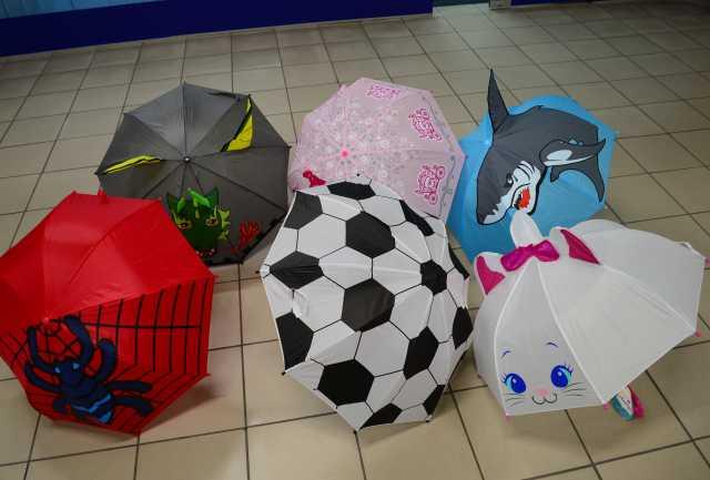 Продам Новый детский зонт