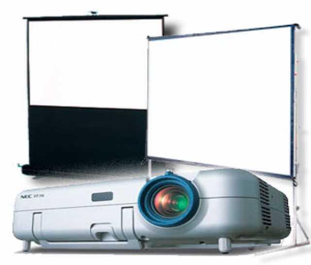 Продам Куплю видеопроекторы и экраны